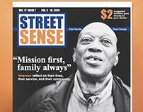 Street Sense Media rebrand