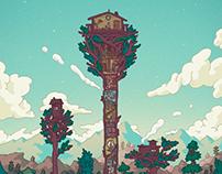 Sic 3: Treehouse