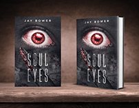 Soul Eyes Book Cover Design