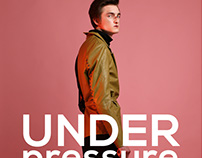 """Under Pressure"" web editorial for iMute magazine"