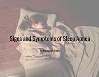 Signs and Symptoms of Sleep Apnea