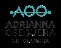 Adrianna Oseguera Orthodontist - Branding