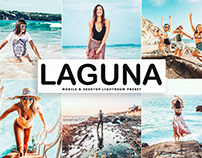 Free Laguna Mobile & Desktop Lightroom Preset