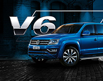 New Amarok BTL Launch