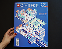 Cover for Architektura Murator