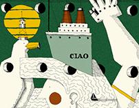 Illustration pour le concours CIAO de Tapirulan