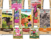 Tercomposti - Packaging Linea Terricci Green&Green