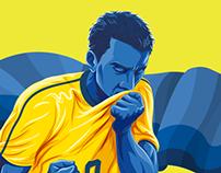 Copa América - Protección