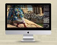 Ekaya - Brand Website