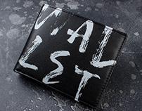 WALLET - leather wallet