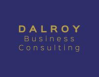 Dalroy Business Consulting logo design