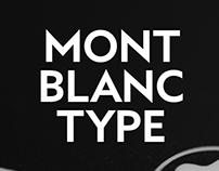 Mont Blanc Type