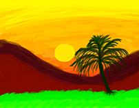 Marvelous Sunset