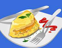 Flourish - Omelettes