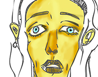 Yellow, ilness, liver