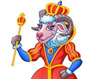 Queen Ram