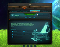 Wildstar Game Interface