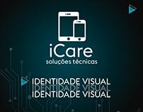 iCare - Soluções Técnicas | Identidade Visual