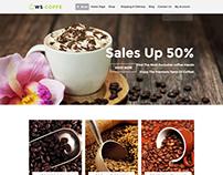 WS Coffee WooCommerce WordPress Theme