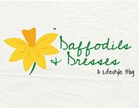 Daffodils & Dresses - Branding