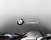 BMW Motorrad - Internship Project Concept Z