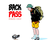 'BackPass' Cover image