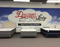 Discount Mattress Lady