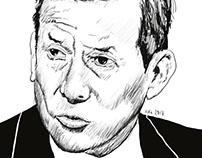 Ollanta Humala ilustración