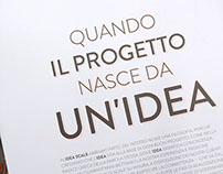 ideascale - brochure e pieghevole