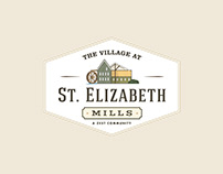 St. Elizabeth Mills - Wordpress Website Design