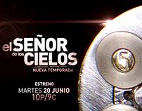 """El Señor de los Cielos (5th Season) """"Balas"""""""