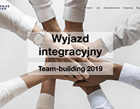 One-pager for Integration Trip - demo website