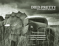 Died Pretty - 'Doughboy Hollow' CD (2008 reissue)