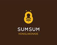 SUMSUM - Logo Design