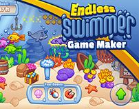 Endless Swimmer Game Maker