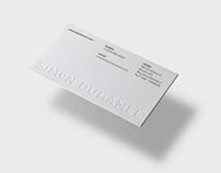 Simon Duhamel identity