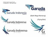 Garuda Airline Logo (Design Me) Concept