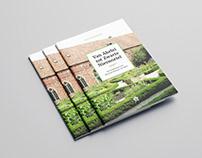 Boekje over kruidentuin en kruiden