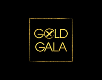 GOLD Gala 2015 | Logo + Event Collateral
