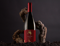 Rosso IGT Veneto Wine label