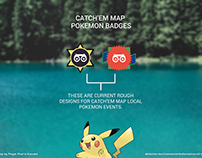 Catch'em Map | Pokemon GO Event Badges