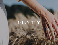 Maty - Redesign