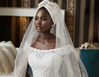 ~ AFRICAN BRIDE ~