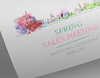 logo for SPRING SALES MEETING UPM