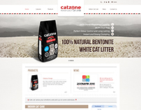 Web Design for Catzone