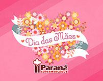 Dia das Mães 2015 - Paraná Supermercados