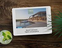 Das Fritz am See - Website (#clicksgefühle)