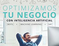 Smartbots: Branding + UX/UI