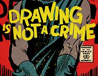 Arttitude 3 #DrawingIsNotACrime