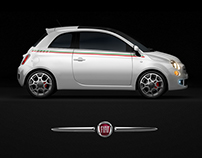 Fiat 500 / banners